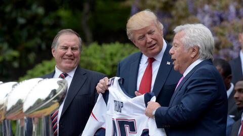 Trump & Pats
