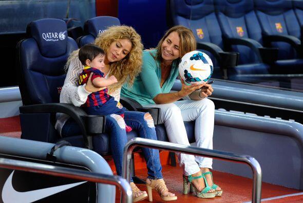 """Aquí tenemos las mejores fotos de Milan Piqué, el """"hombrecito ideal"""" de..."""