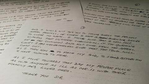'Un Minuto Contigo': la importancia de la escritura terapéutica