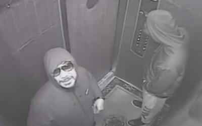 Autoridades buscan a dos hombres y a una mujer que presuntamente robaron...