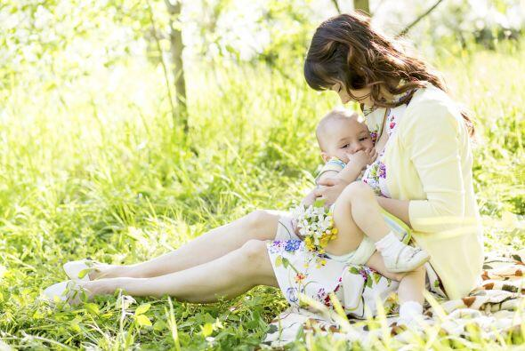 Y para las mamás también hay beneficios, pues muchas madres aseguran que...
