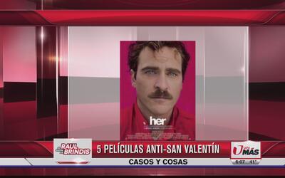 5 Películas Anti- San Valentín