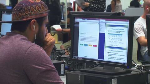Idioma inglés y los estudiantes inmigrantes