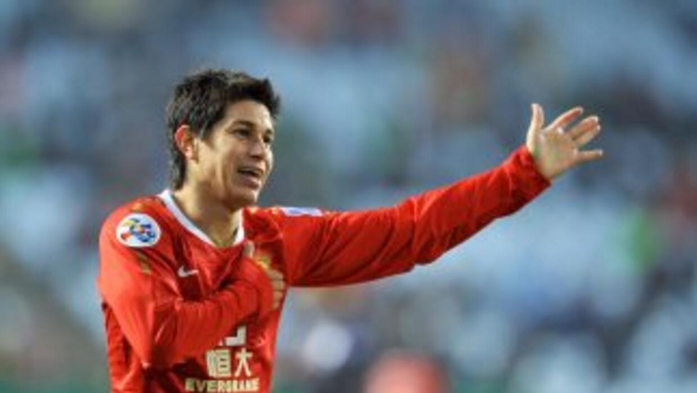 El argentino Darío Conca, 30 años, pegó la vuelta al Fluminense tras su...