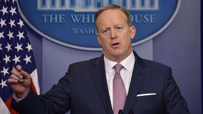 Portavoz de la Casa Blanca no nombra a DACA como prioridad del gobierno...