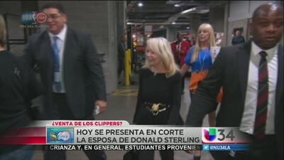Shelly Sterling defenderá su derecho en corte