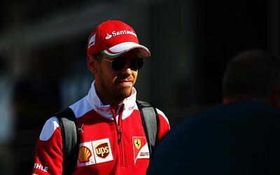 El alemán Sebastian Vettel competirá en el Race of Champio...