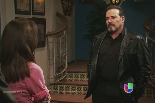 Dionisio tiene un nuevo plan, quiere prestarle dinero a Camila para que...