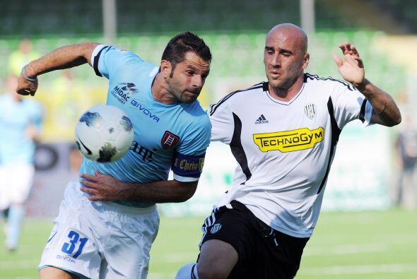 Por último, el Cesena igualó sin goles con el Chievo Verona.