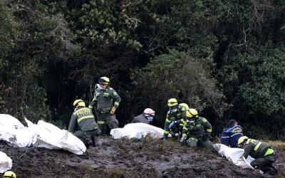 71 personas murieron en el accidente cerca del aeropuerto de Rionegro.