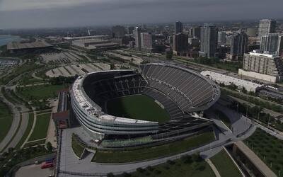 El Soldier Field de Chicago será sede del Juego de las Estrellas de la M...