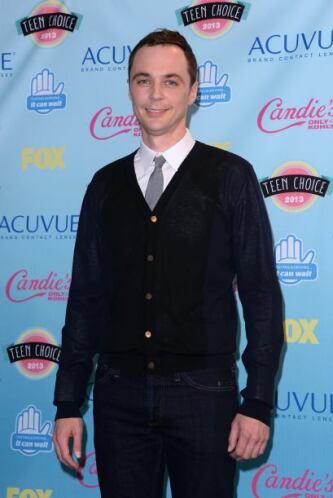 """Jim Parsons Ha ganado un par de premios Emmy por su genial papel en """"The..."""