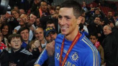 El 'Niño' Torres mantiene la ilusión de disputar la próxima Copa Confede...