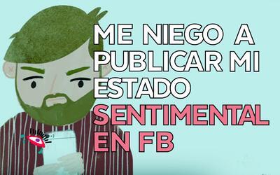 Publicar o no mi estado civil en Facebook?