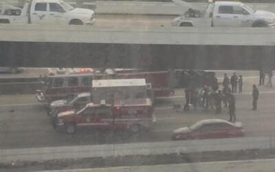 Motociclista muere en accidente al suroeste de Houston