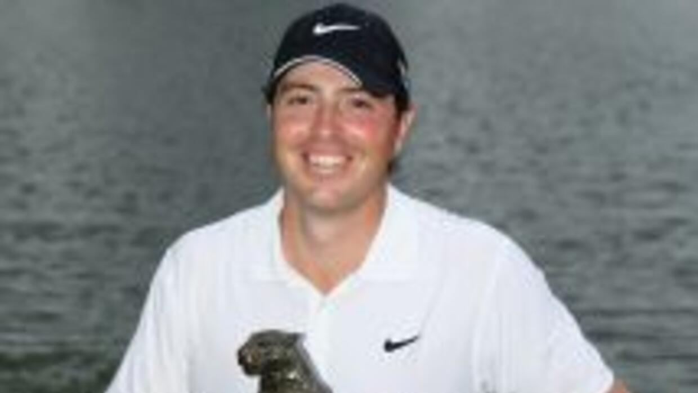 Pablo Martín es el primer golfista en conseguir este trofeo en dos ocasi...