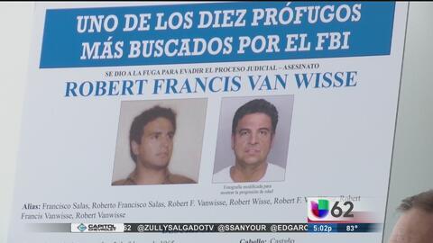 Robert Van Wisse se declara culpable de asesinar a una mujer hace 30 años