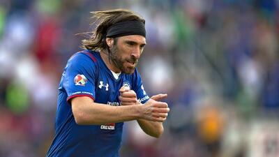 El delantero de Cruz Azul mantiene vivo el sueño de jugar la final del M...
