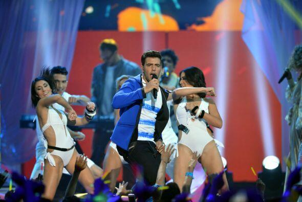 El cantante presentará en primicia su segundo sencillo titulado 'Irrepar...