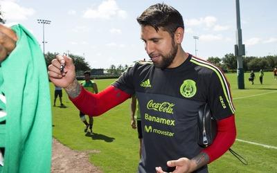 El portero de Monterrey fue uno de los convacados en Copa Oro