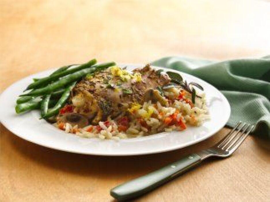 El sabor de la cocina francesa invadirá tu mesa con este arroz. Para hac...