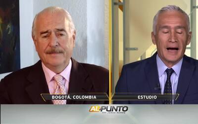 """Andrés Pastrana: """"Sí quiero la paz, lo que no quiero es un mal acuerdo q..."""