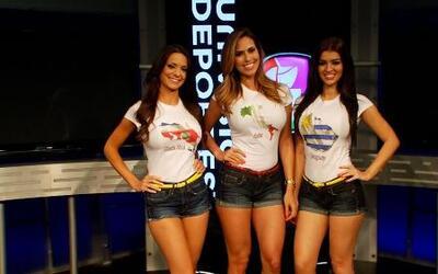 Miss Copa del Mundo Grupo D