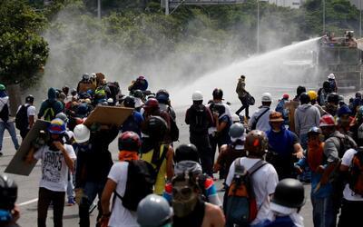 Fiscal general de Venezuela contradice al gobierno y afirma que la Guard...