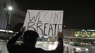 Indignación vuelve a EE.UU. tras dictamen de un policía por matar a un j...
