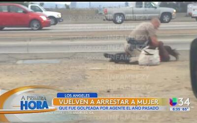 Arrestan a mujer que recibió indemnización en CA