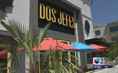 Restaurante organiza evento de recaudación para familias de oficiales ca...