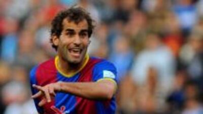 Barkero hizo el primer gol del Levante.