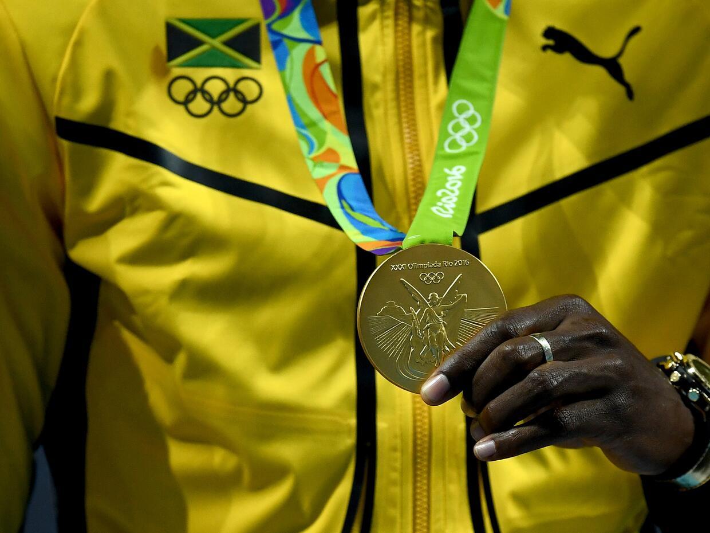 Al medir la cantidad de medallas por población total, Jamaica, el...