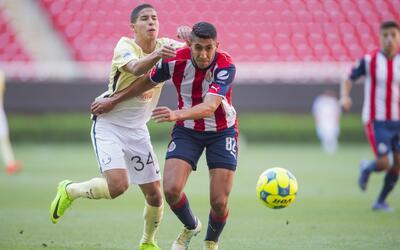 Chivas llegará con ventaja al Estadio Azteca.
