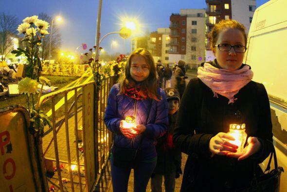 Se trata del suceso más trágico ocurrido en Letonia desde que el país bá...