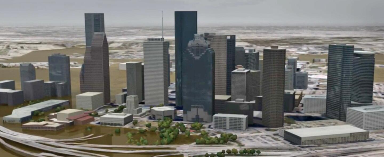 Houston y su doble inundación