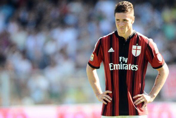 Fernando Torres fue un jugador que marcó época tanto en el...