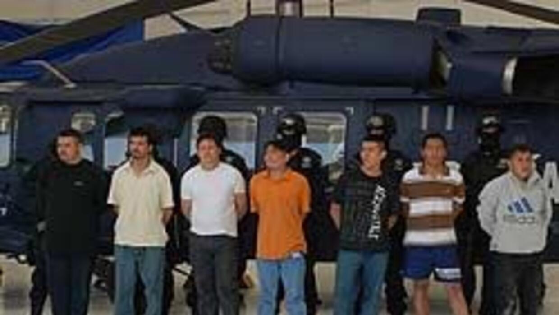 Autoridades capturaron a presuntos sicarios-secuestradores de 'Los Zetas...