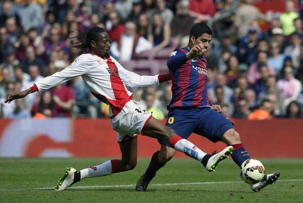 Aunque sin Neymar por sanción, el Barcelona apostaba a sus figuras para...