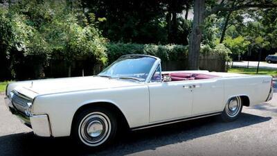 Este fue el último auto al que JFK se subió antes de su asesinato en Dal...