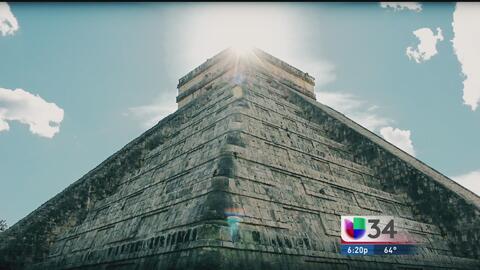La pirámide de Kukulkán revela secretos de la cultura maya