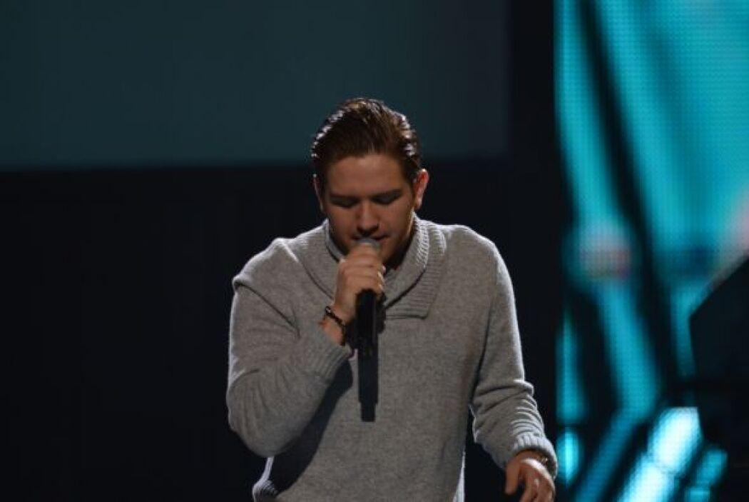 Para el cantante, esta es su primera vez en 'La Ciudad del Pecado'.