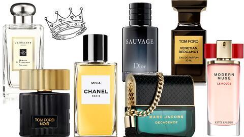 Estos perfumes son algunos de los ganadores de los Fifi Awards 2016.