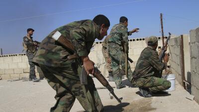 Los combates contra yihadistas en Siria no cesan