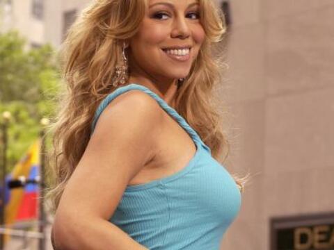 Mariah Carey siempre ha sido considerada un símbolo sexual.Mira a...