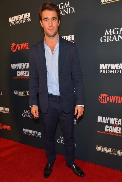El actor Josh Bowman.