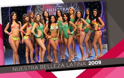 Estas fueron las 12 chicas que compitieron por la corona en la tercera t...