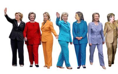 ¿Por qué están sabrosas estas famosas? Clinton-C.jpg