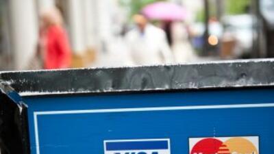 Visa y MasterCard son las principales empresasprocesadoras de pagos a n...