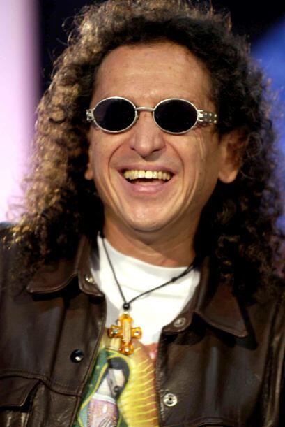 Alex Lora es un icono del rock mexicano.